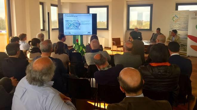 Presentazioni progetti dighe
