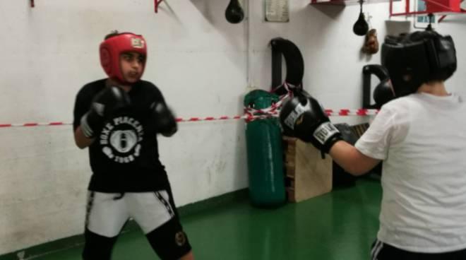 Boxe Piacenza giovanili