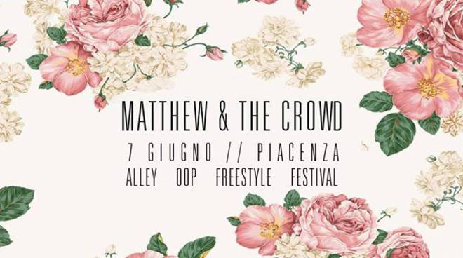 Matthew & the Crowd - Alley Oop