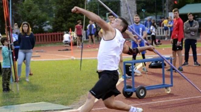 Atletica 5 Cerchi:  Norberto Fontana ottiene il pass per i GIOCHI del MEDITERRANEO