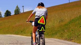 Ciclista bicicletta