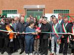 Don Ciotti a Calendasco inaugura il capannone confiscato alla mafia