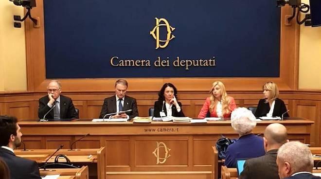 Elena Murelli alla Camera