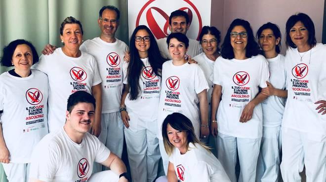 equipe di cardiologia