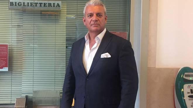 Giancarlo Tagliaferri a Fiorenzuola