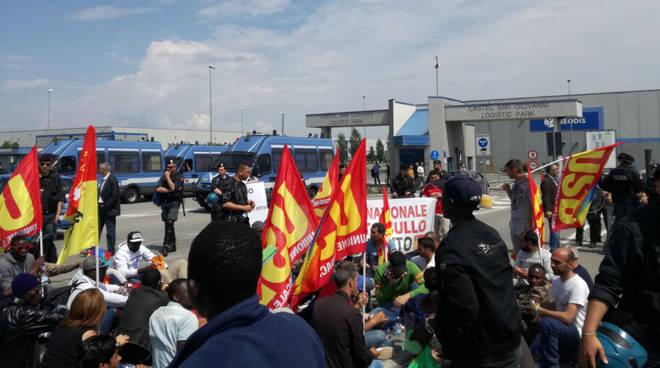 Il blocco dei lavoratori