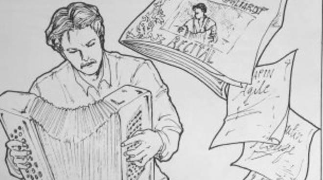 Il fumetto su Giovanni gagliardi