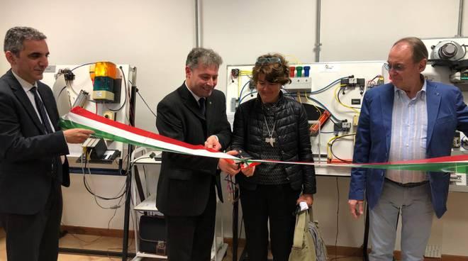 Inaugurazione laboratorio Tutor
