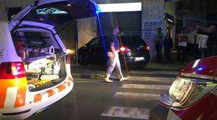 incidente viale Dante