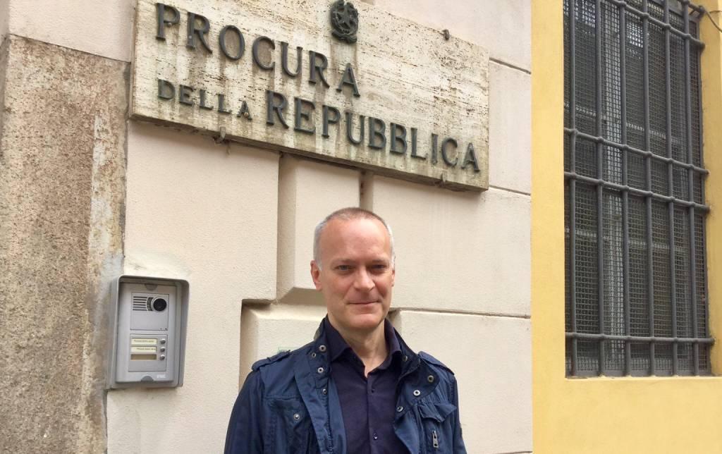 L'avvocato Angelo Osvaldo Rovegno