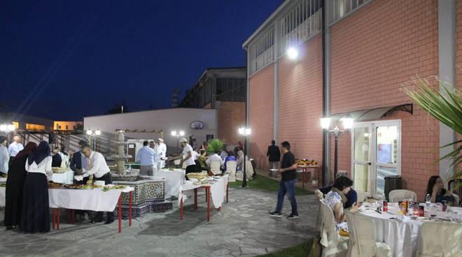 La cena dell'Iftar alla Comunità Islamica di PIacenza