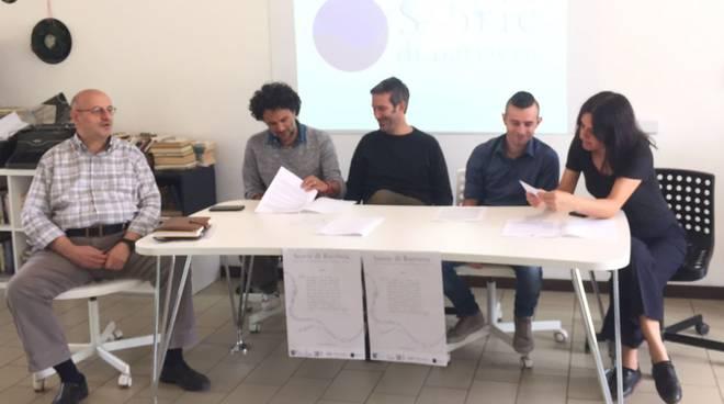 La conferenza stampa di presentazione Storie di Barriera