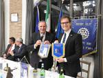 La conviviale del Rotary Club Fiorenzuola d'Arda