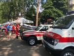 La festa della Croce Rossa su Facsal