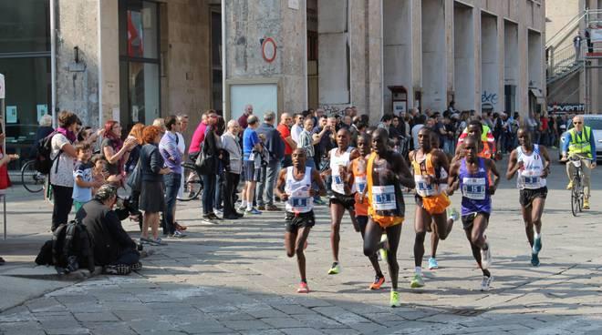 La fotocronaca della Half Marathon 2018
