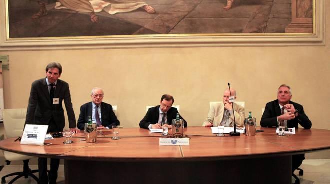 La presentazione del volume di Sforza Fogliani