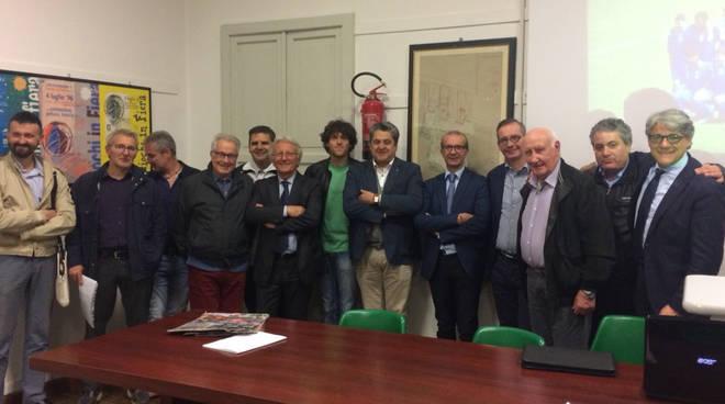 La presentazione della European Yputh Cup