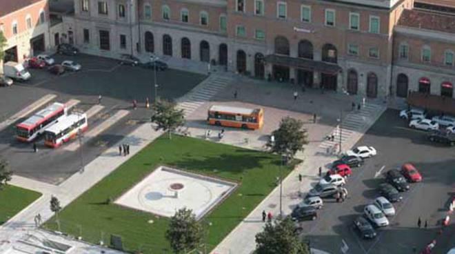 La stazione di Piacenza