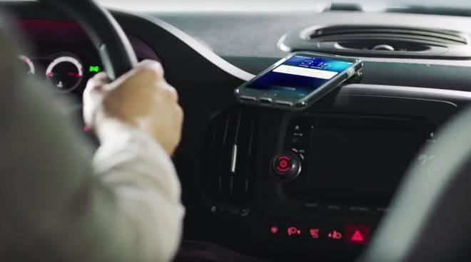 Lo spot pubblicitario per la sicurezza alla guida