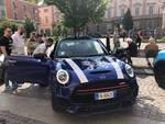 Mini in piazza Duomo