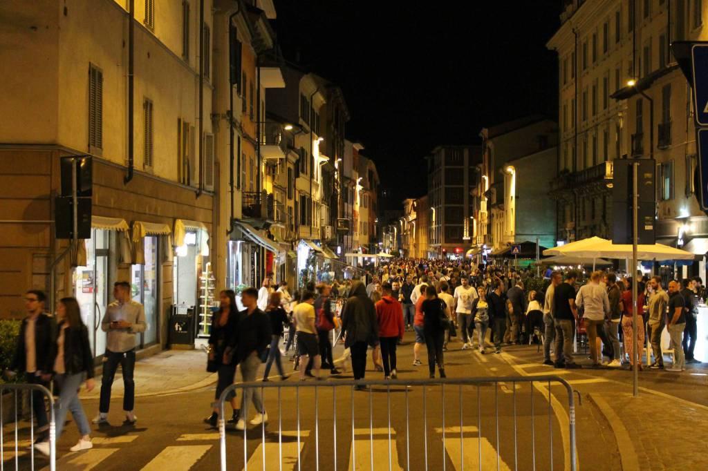 Notte Blu a Piacenza