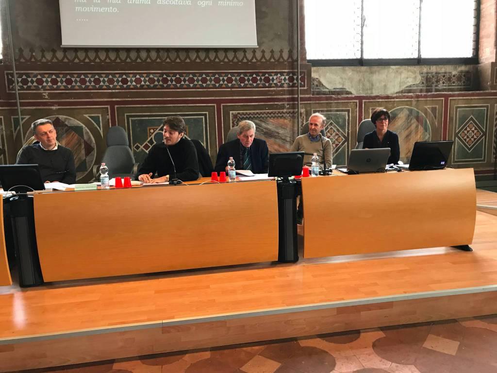 """Premiazione concorso """"Giana Anguissola"""""""