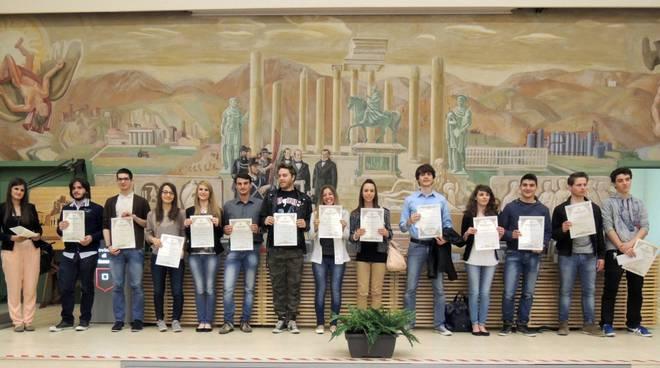 premiazione studenti