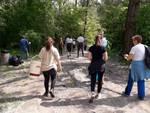 Puliamo il Sentiero del Tidone
