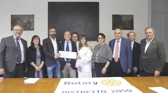 Rotary a sostegno delle cure palliative