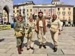 Sfila la colonna di pace a Piacenza