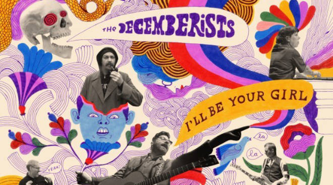 The Decemberists, la copertina dell'album