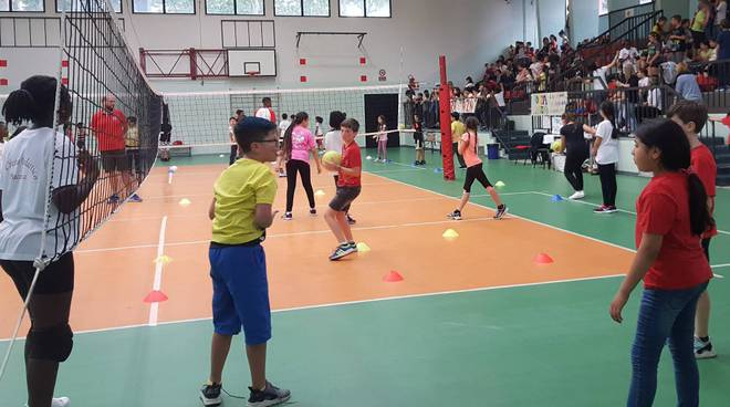 Torneo Interscolastico di Volley