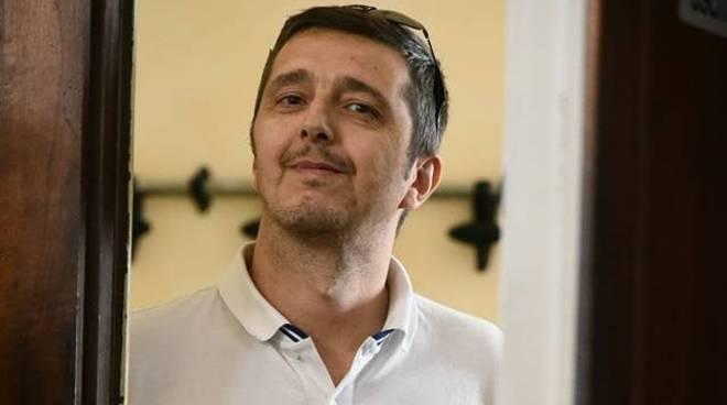 Andrea Gabbiani, ex consigliere M5s
