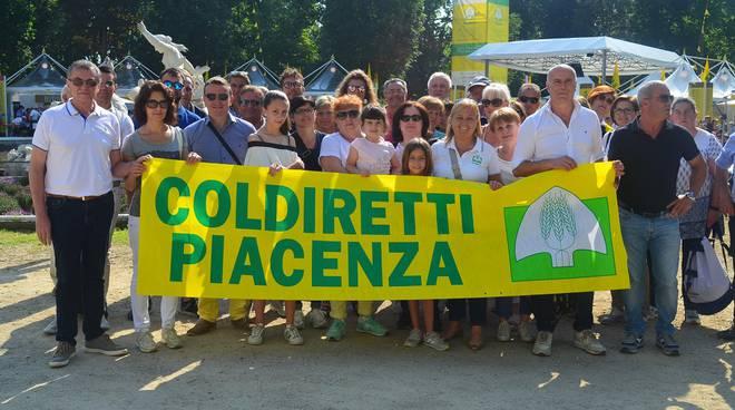 Coldiretti Piacenza al villaggio contadino