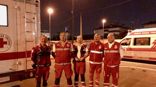 controlli Polstrada Croce Rossa