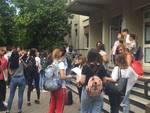 Esame di maturità al liceo Colombini