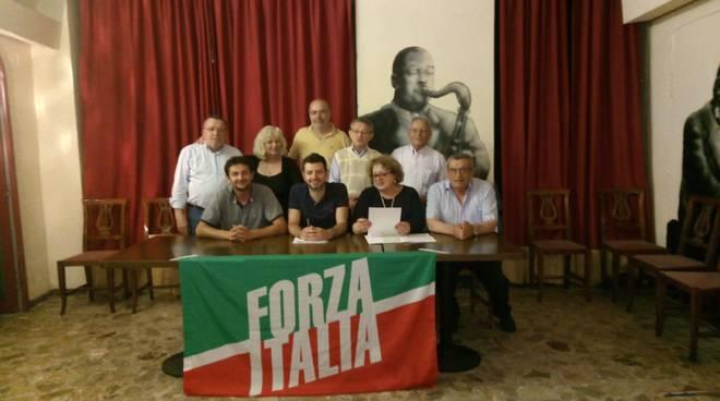 forza italia fiorenzuola