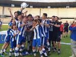 I premiati della European Youth Cup