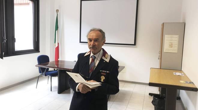 Il commissario Pietro Ricci