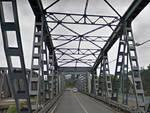 Il ponte sul Po a Castelvetro