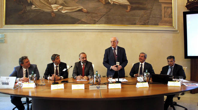 Il seminario Abi a Palazzo Galli