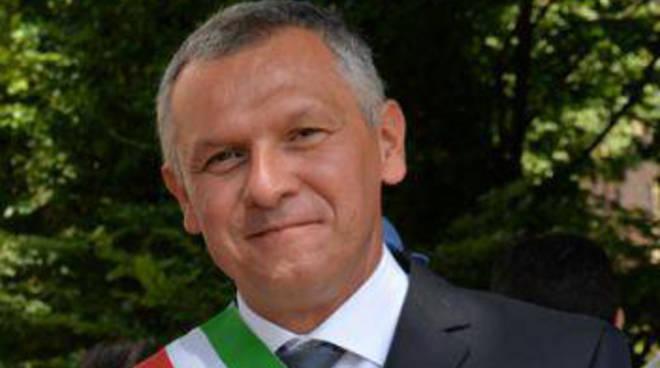 Il sindaco di Podenzano Alessandro Piva
