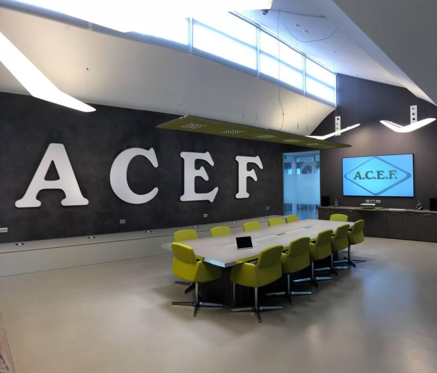Inaugurazione Acef