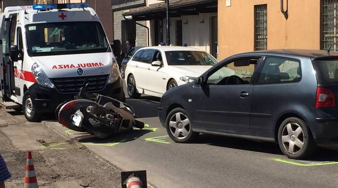 incidente a Casaliggio