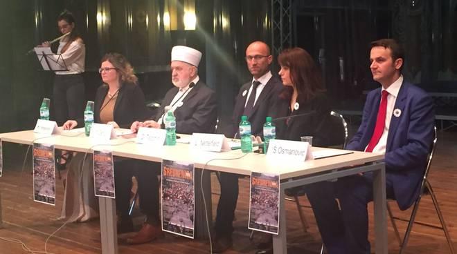Incontro Srebrenica