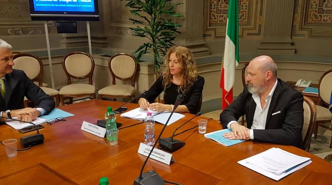 L'incontro a Roma tra Bonaccini e il Ministro Stefani