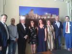L'incontro del Gran Mufti con il sindaco Barbieri