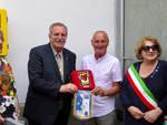 La consegna del defibrillatore a Fiorenzuola