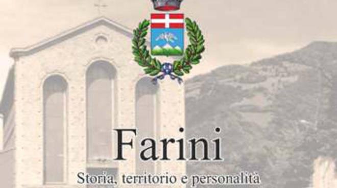 La copertina del libro dedicato a Farini