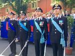 La festa dell'Arma dei carabinieri